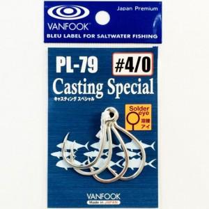 VANFOOK PL-79 CASTING SPECIAL