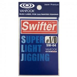 VANFOOK SW-04 Super LIght Salt