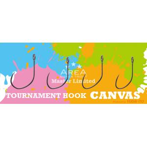 VARIVAS STrout Tournament Hook CANVAS