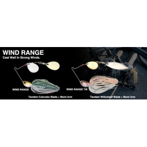 Nories spinner WIND RANGE 14g.
