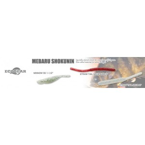 ECOGEAR FISH MINNOW SS 38mm