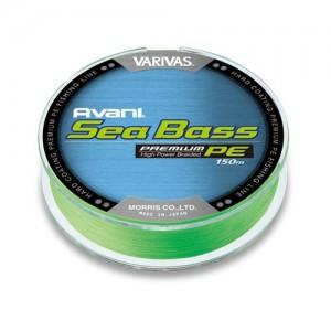 VARIVAS Avani Sea Bass PE4 Green 150m
