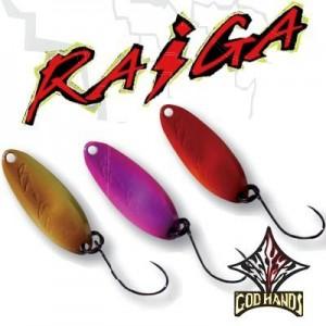 GodHands RAIGA 1.6g