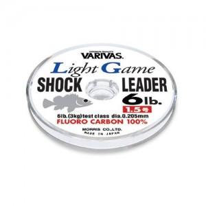 VARIVAS LG Shock Leader FLUORO 30m
