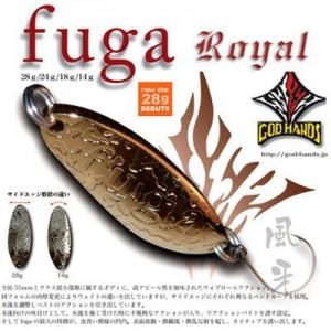 GodHands FUGA Royal 14g