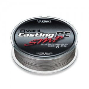 VARIVAS Avani Casting PE8 SMP 500m