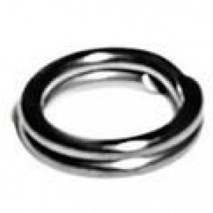 DECOY Split Ring EX R-11 silver