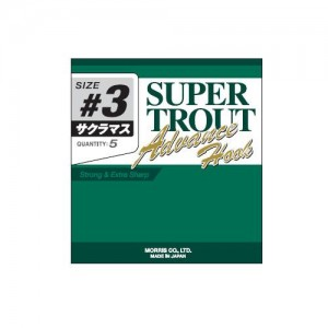 VARIVAS КУКИ Super Trout spoon