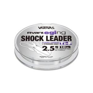 VARIVAS EGING Shock Leader Ti-Fluoro 30m